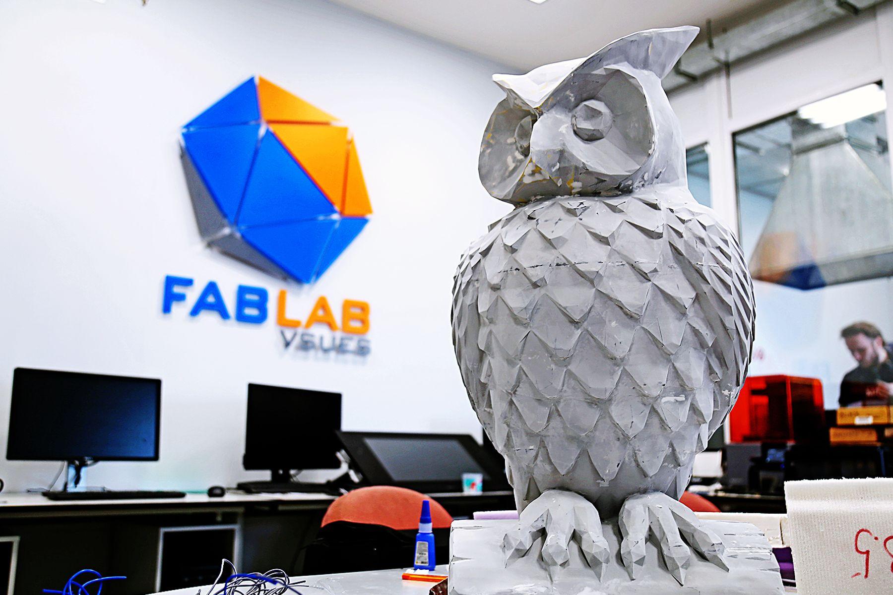 Цифровое производство лаборатории Fablab ВГУЭС – для реализации творческих идей и инновационных разработок