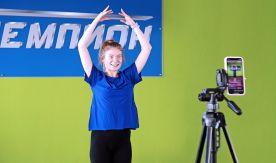 Тренируйтесь дома профессионально: спорткомплекс «Чемпион» ВГУЭС первым перешел на бесплатные онлайн-тренировки