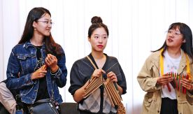 Во ВГУЭС открылась летняя школа для иностранцев: студенты из КНР и Республики Корея знакомятся с Владивостоком