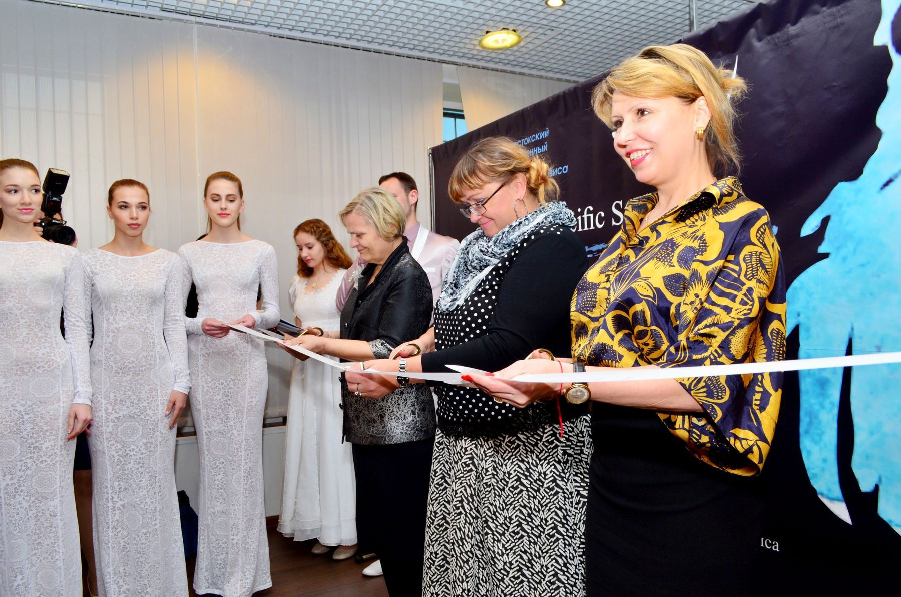 Объявлен торжественный старт Недели моды во ВГУЭС