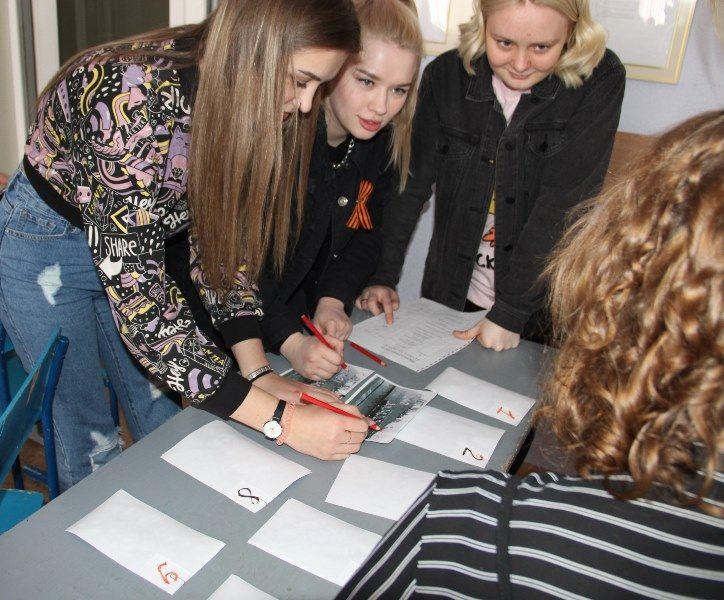 В рамках празднования 76 годовщины Победы в филиале ВГУЭС в г. Уссурийске прошли викторина по истории