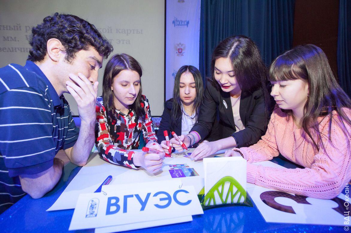 В чемпионате интеллектуальных игр студенты ВГУЭС – первые!