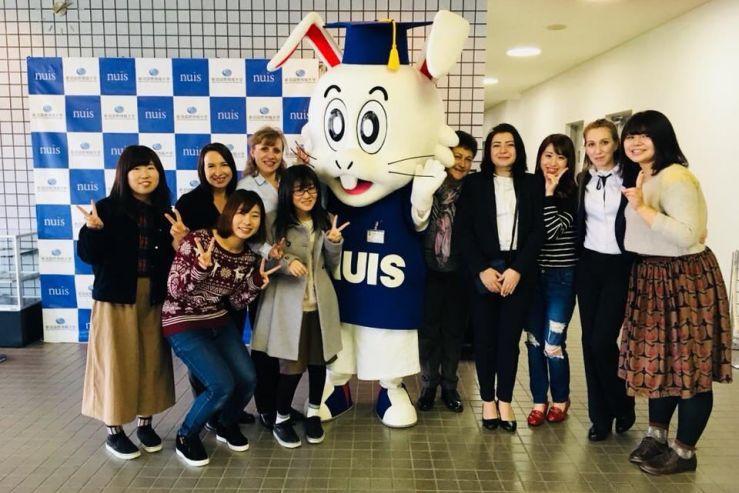 Владивосток - Ниигата: визит дружбы ВГУЭС