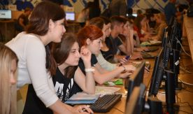 Самый высокий балл ЕГЭ-2016 в Приморском крае у абитуриентов ВГУЭС