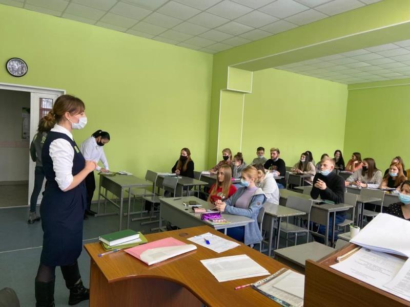 Формирование навыков грамотного финансового поведения у студентов филиала ВГУЭС в г. Уссурийске
