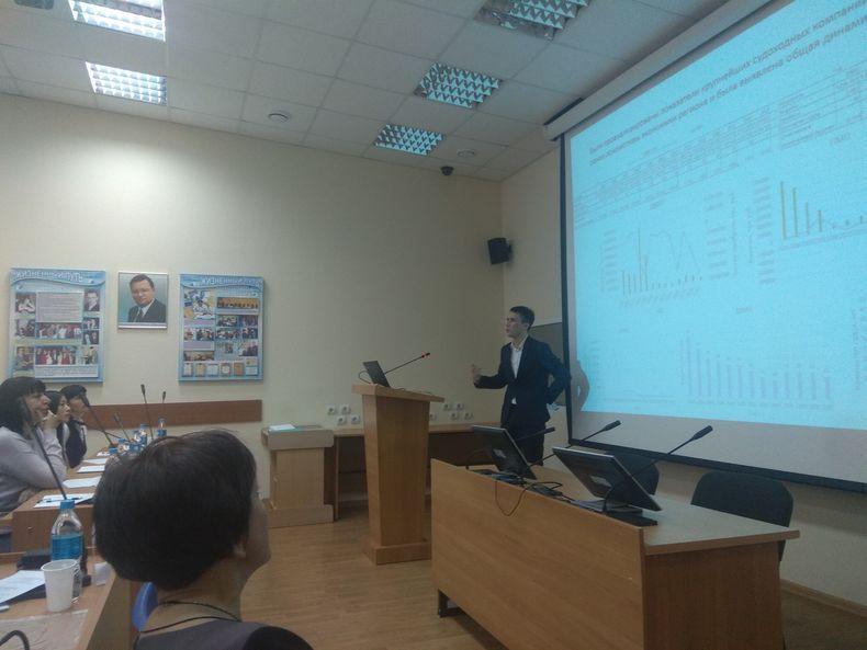 Заседание секции «Современное управление: актуальные вопросы, достижения и инновации» XХI международной научно-практической конференции ВГУЭС