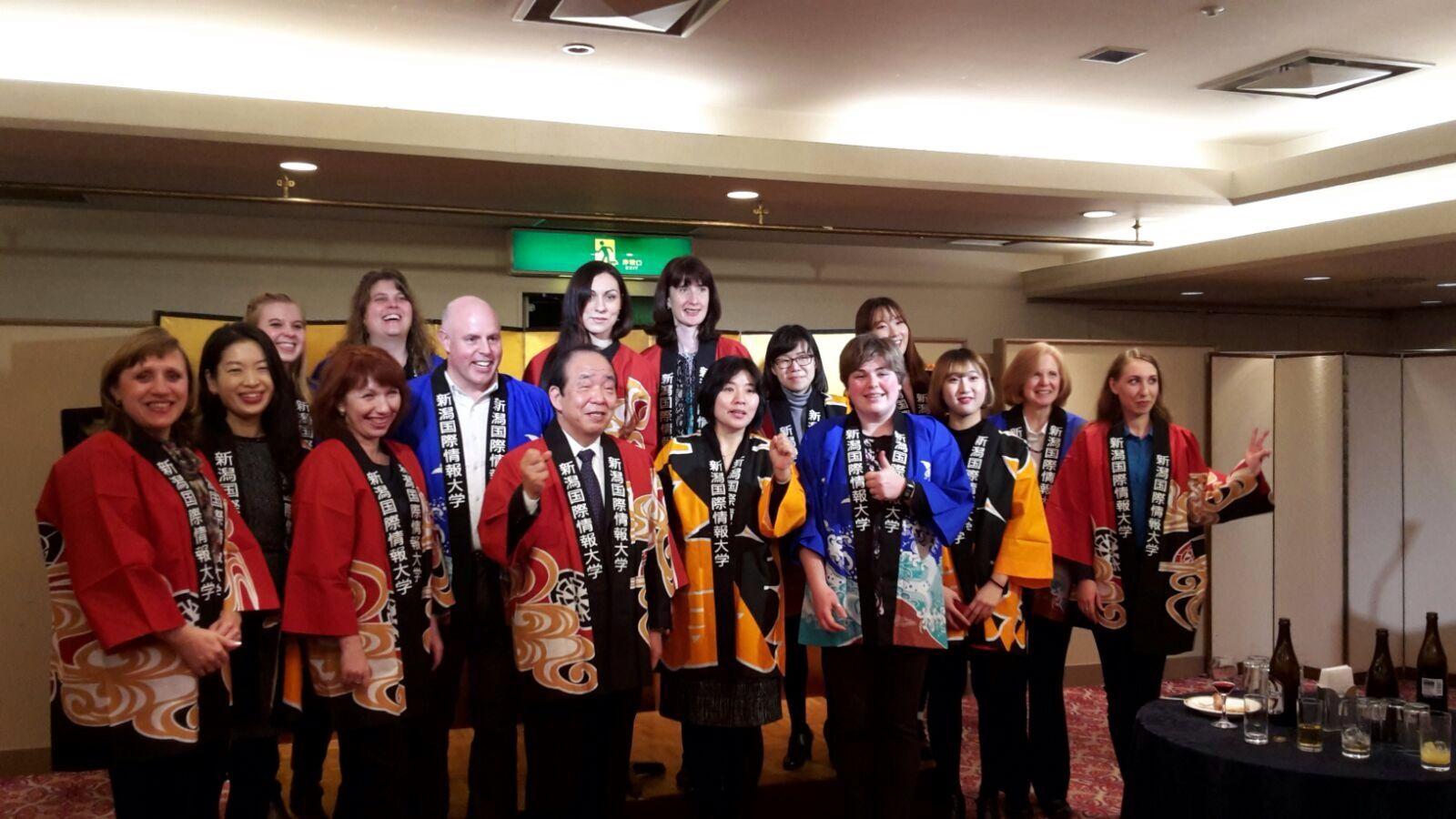 ВГУЭС укрепил связи с японским университетом