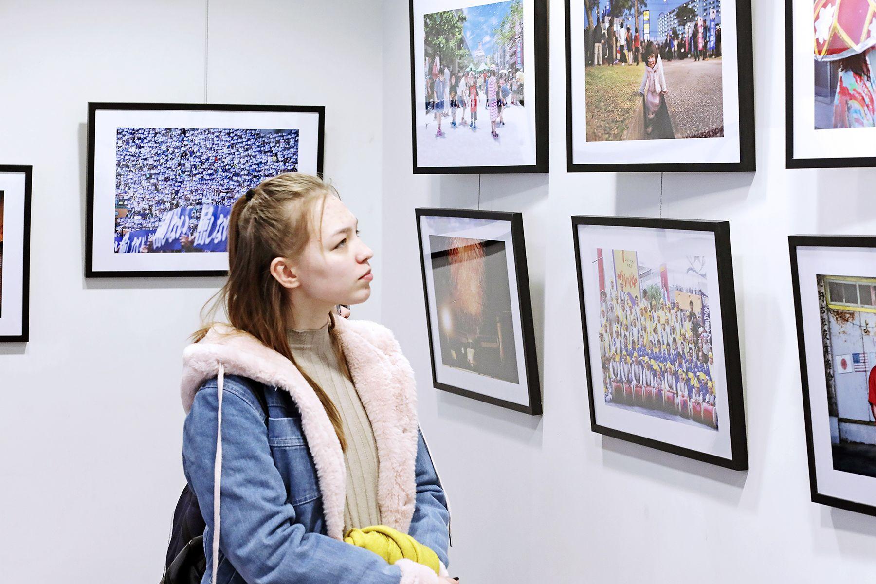 «Расширяя пространства» – новая фотовыставка в музее ВГУЭС
