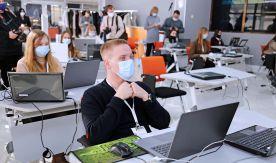 В полуфинал Всероссийского молодежного кубка «Управляй!» вышли 25 студентов ВГУЭС