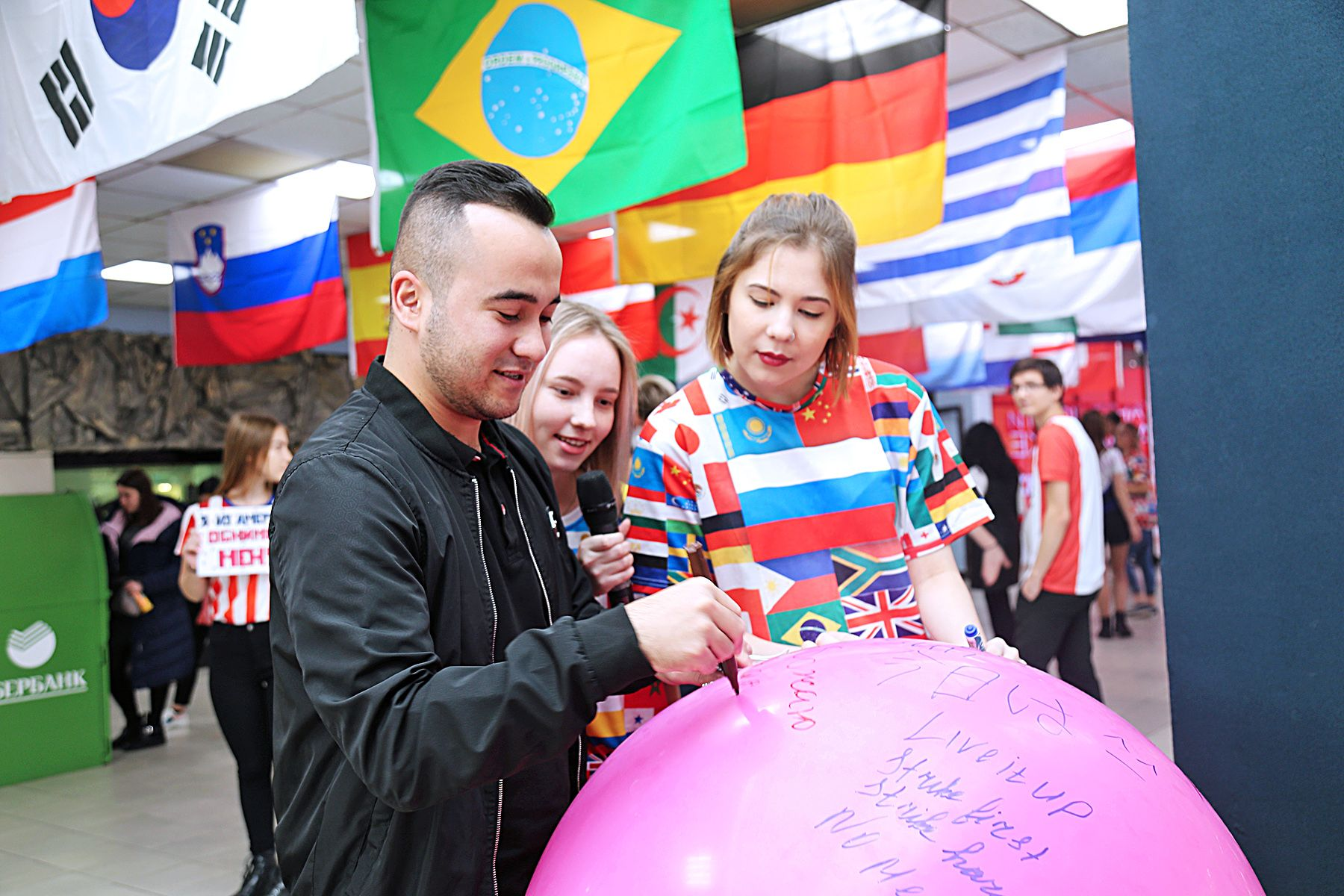 ВГУЭС международный: образовательное сотрудничество налажено с вузами 16-ти стран мира