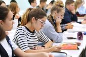 Ученики ШИОД приняли участие в Всероссийском экономическом диктанте