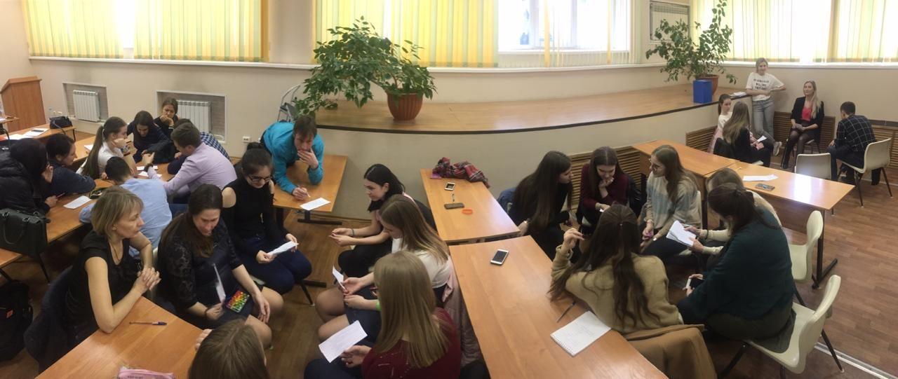 Заразительный энтузиазм: встреча с практиками вдохновила студентов-психологов на активную работу со школьниками