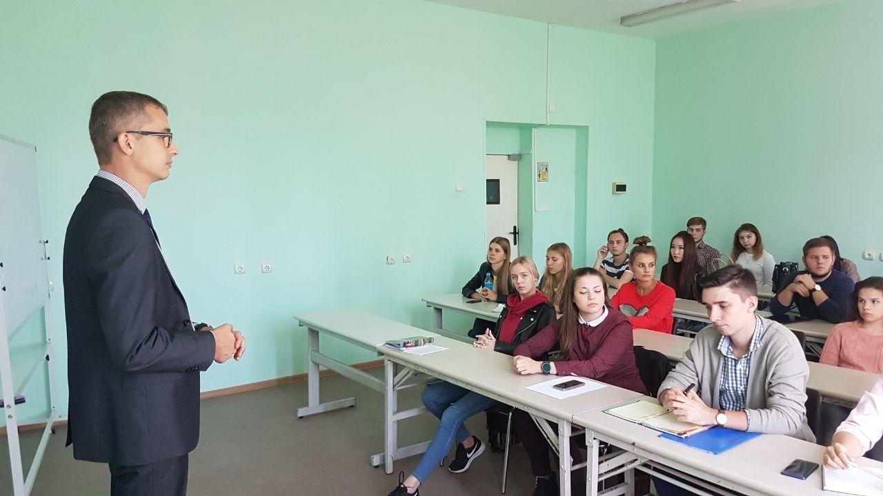 Кафедра управления ВГУЭС сотрудничает с практиками