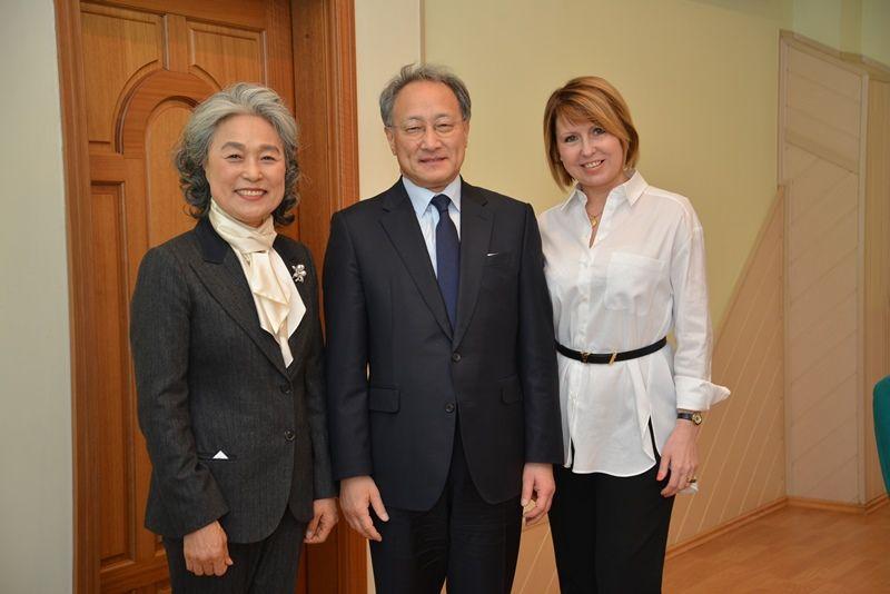 Во ВГУЭС подписано партнерское соглашение с Университетом Кёнджу