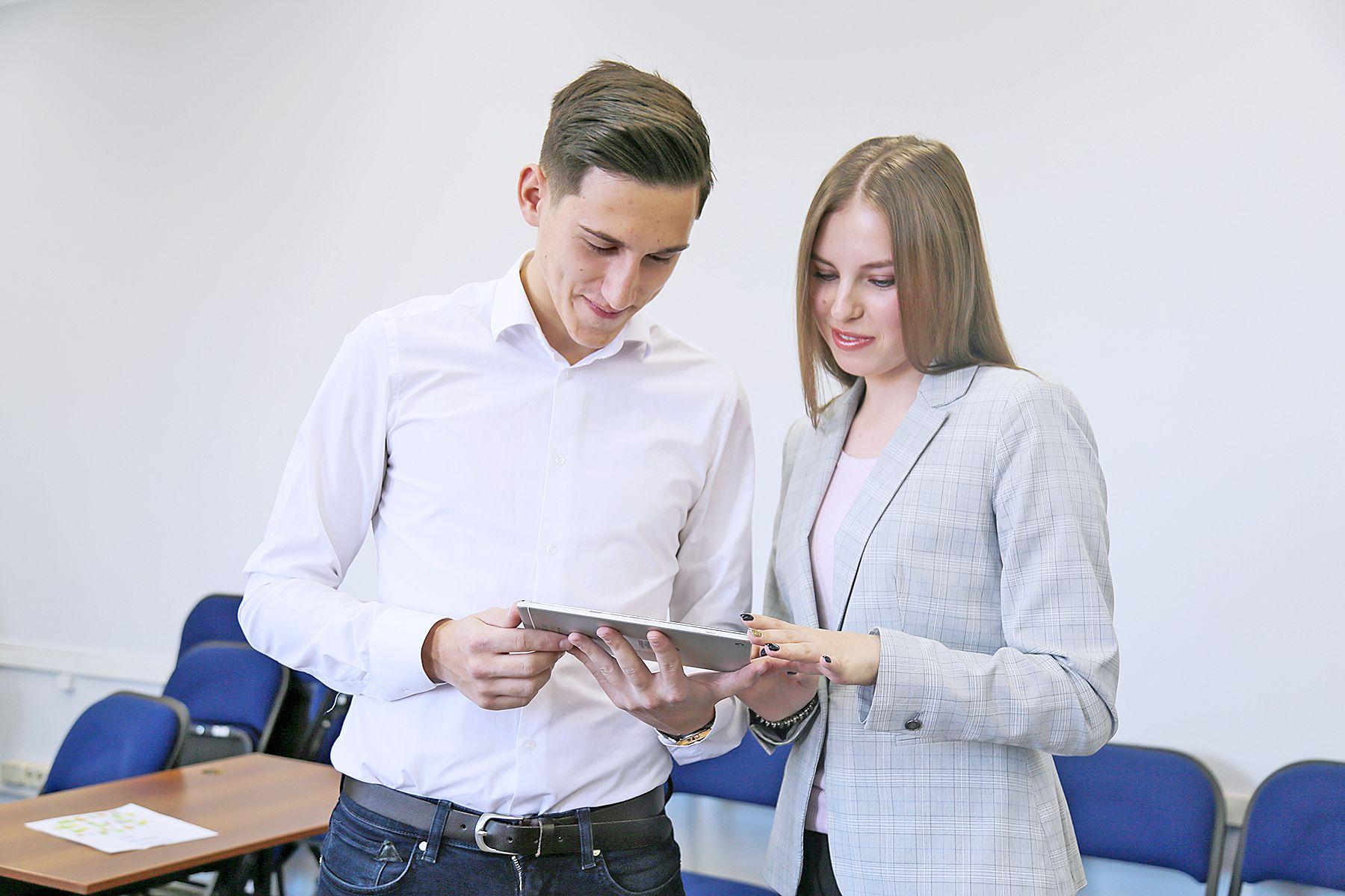 Партнерский проект ВГУЭС: финансы и студенты