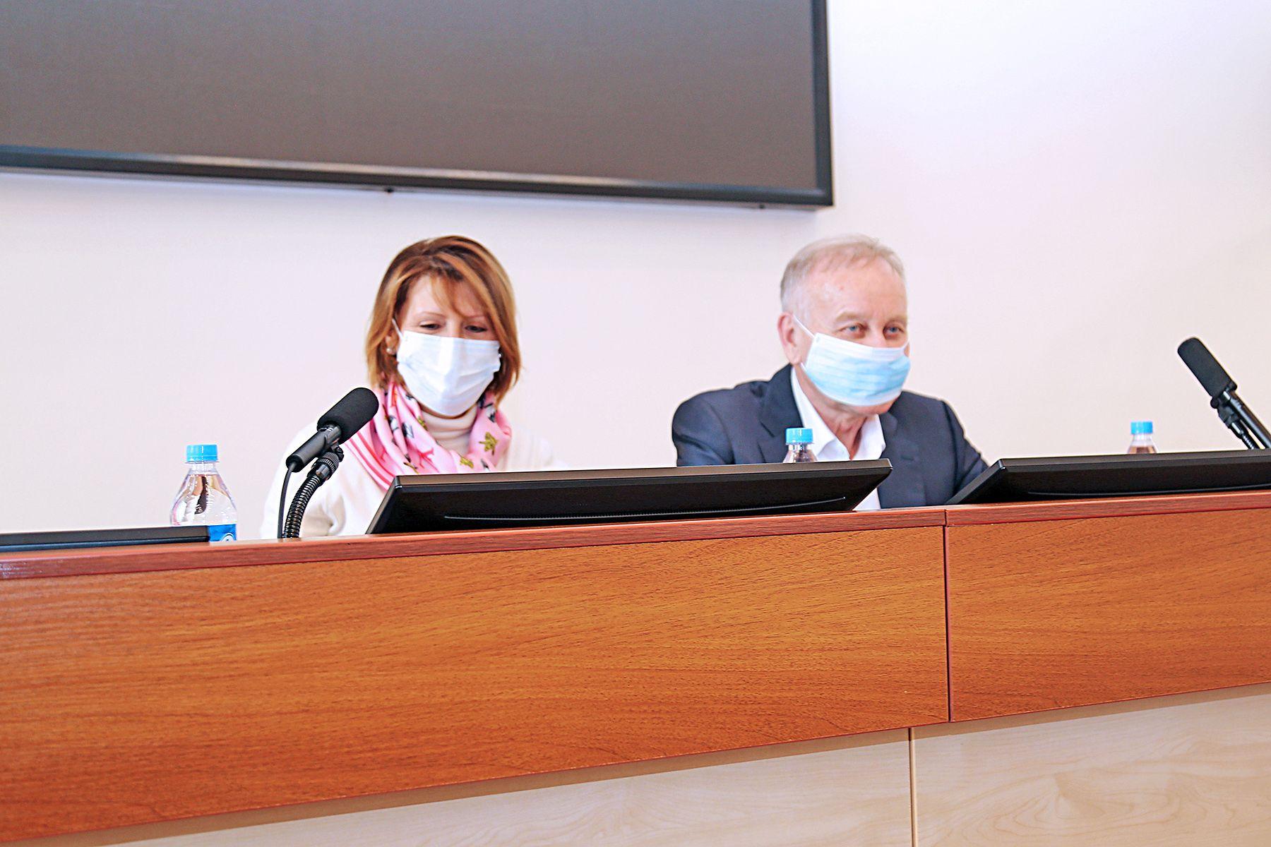 Заседание Ученого совета ВГУЭС: объявлен старт выборов ректора