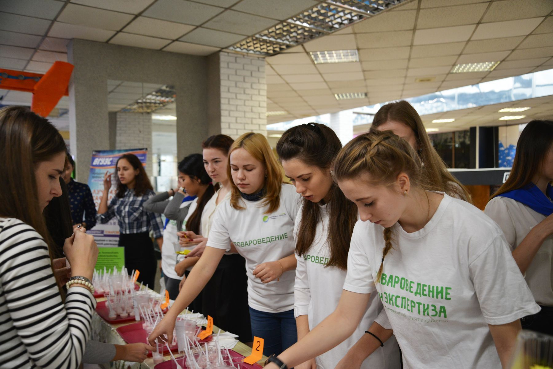 Крупнейшая торговая сеть приглашает на работу студентов и выпускников ВГУЭС