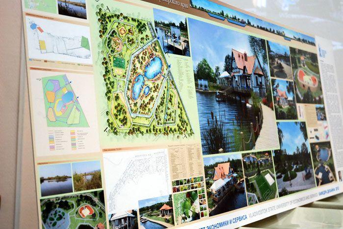 Проекты для города и края: студенты-дизайнеры ВГУЭС работают над ландшафтом приморских территорий