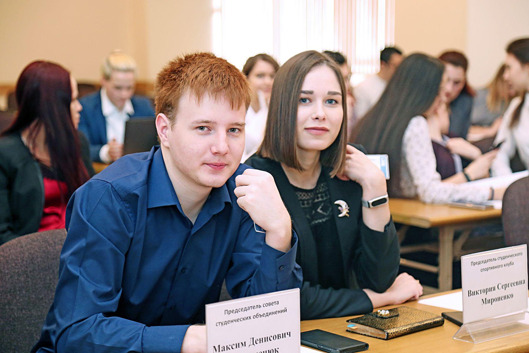 Студенческие проекты ВГУЭС получат финансовую поддержку