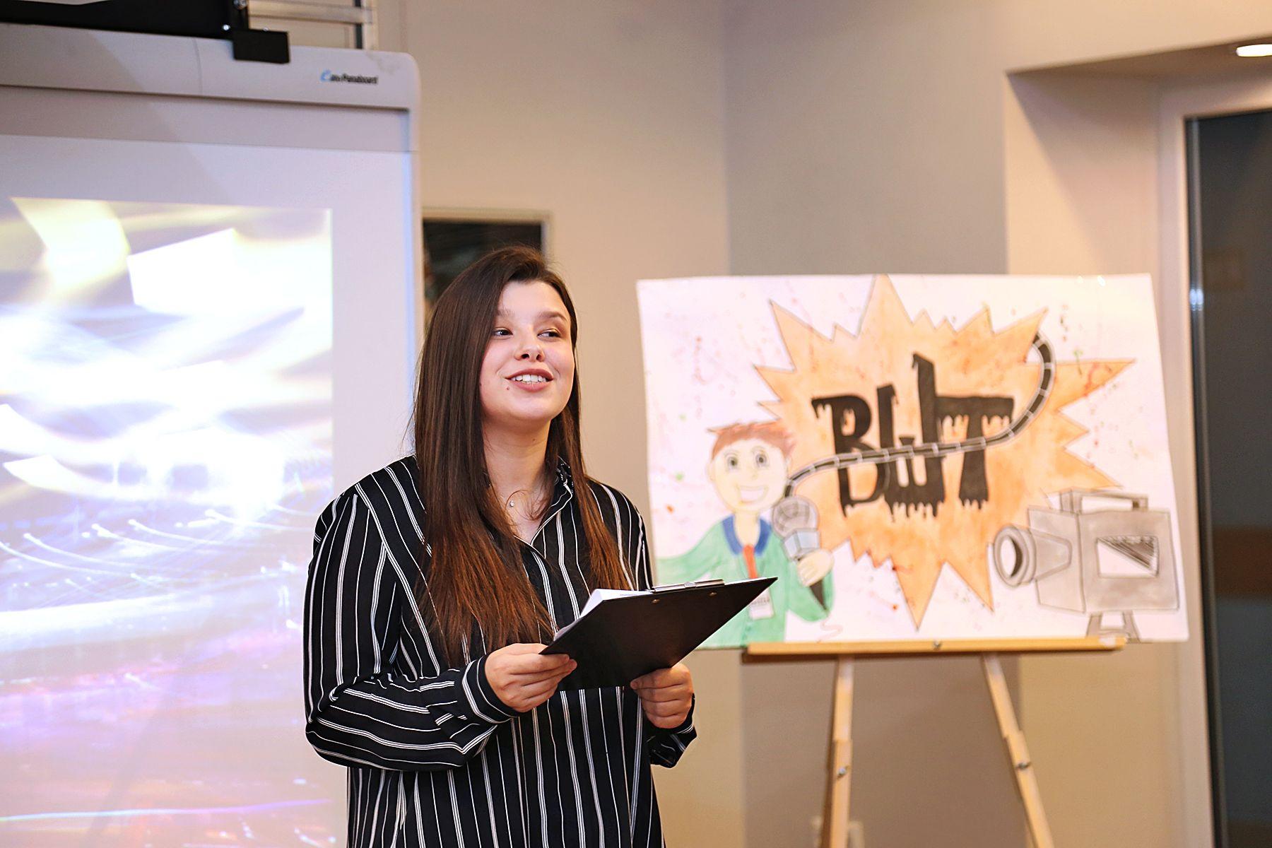 Как Хемингуэй: студенты Высшей школы телевидения ВГУЭС приняли участие в литературной эстафете