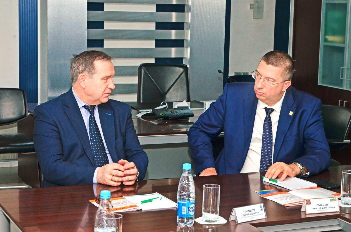 Сотрудничество ВГУЭС с АО «Спасскцемент»