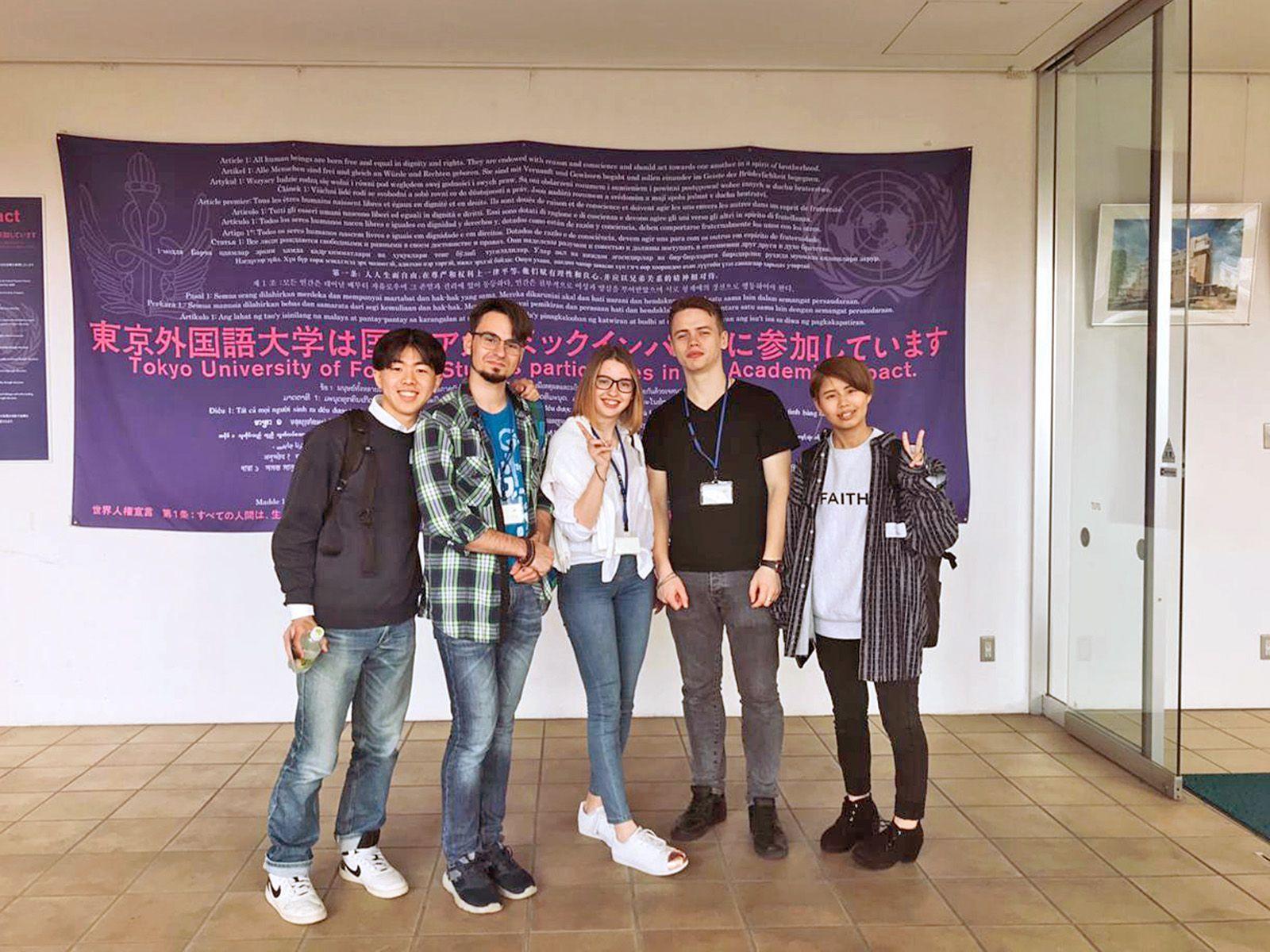 Студентка ВГУЭС Анастасия Румянцева: путешествие и обменная программа - разный, но интересный опыт