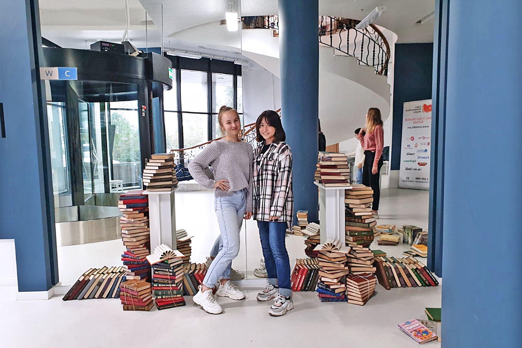 Книги ВГУЭС награждены дипломами конкурсов «Университетская книга – 2021» и «Печатный Двор»