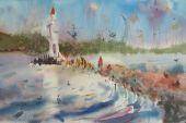 Выставка Ольги Игнатенко