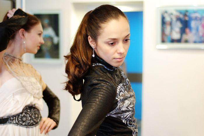Открылась выставка «Пигмалион» - 20 лет моде во ВГУЭС»