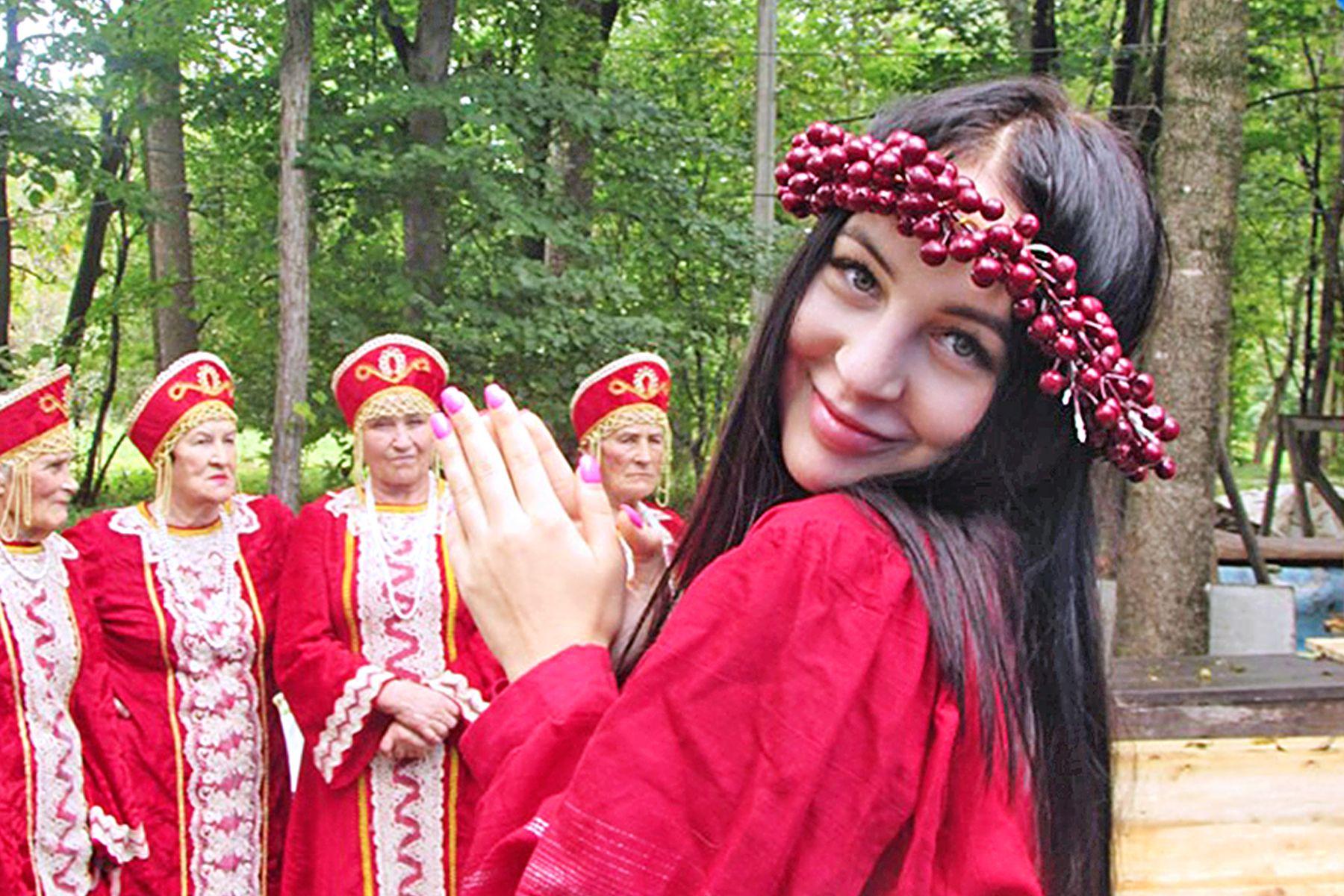 Фестиваль борща в Новонежино стал частью программы продвижения имиджа территорий, реализуемой преподавателями и студентами ВГУЭС