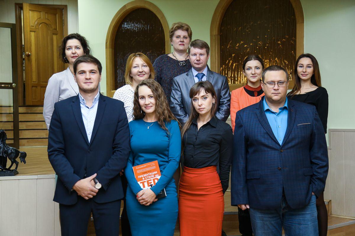 Выпускники Президентской программы готовы к достижению новых вершин