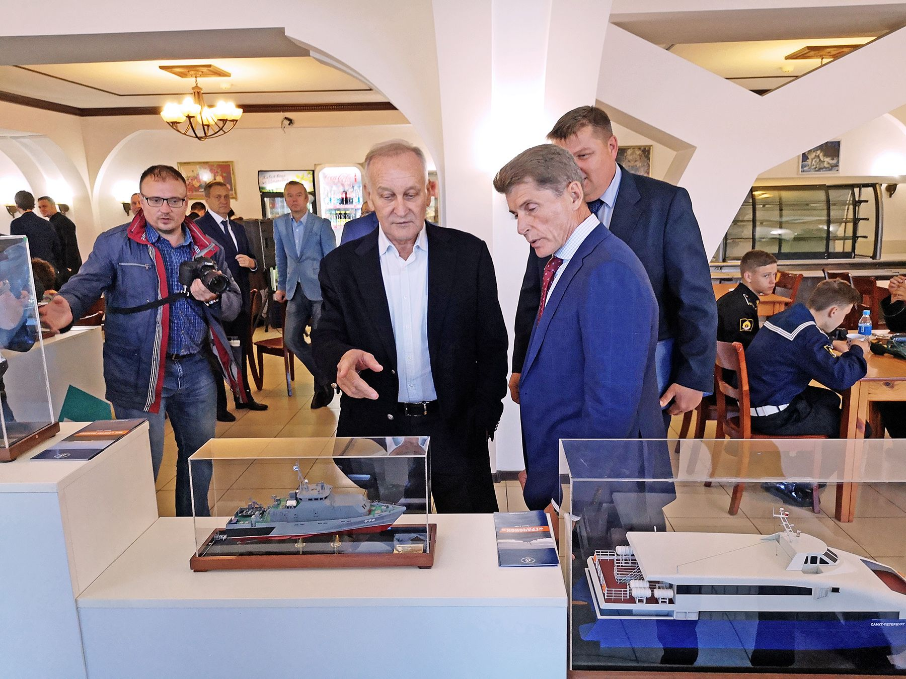 ВГУЭС и «Восточная верфь» освоили новый формат подготовки кадров для судостроительной отрасли