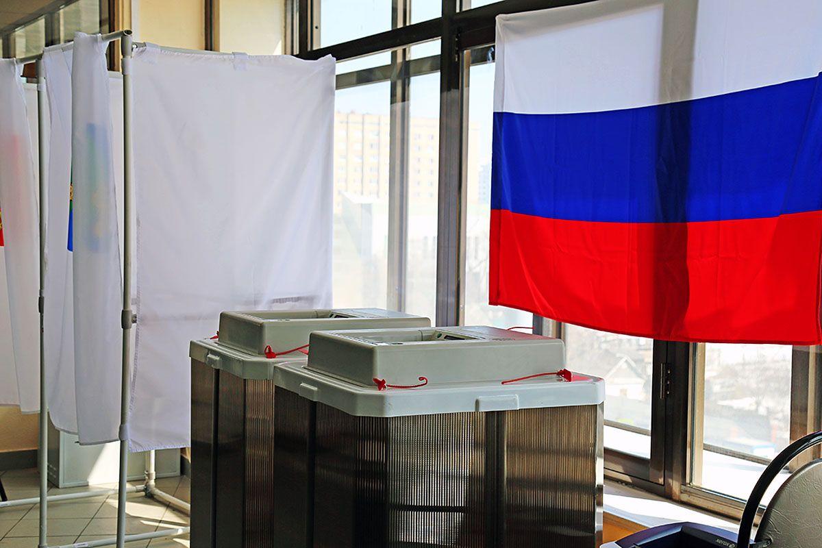 Во ВГУЭС работает избирательный участок по выборам губернатора Приморского края