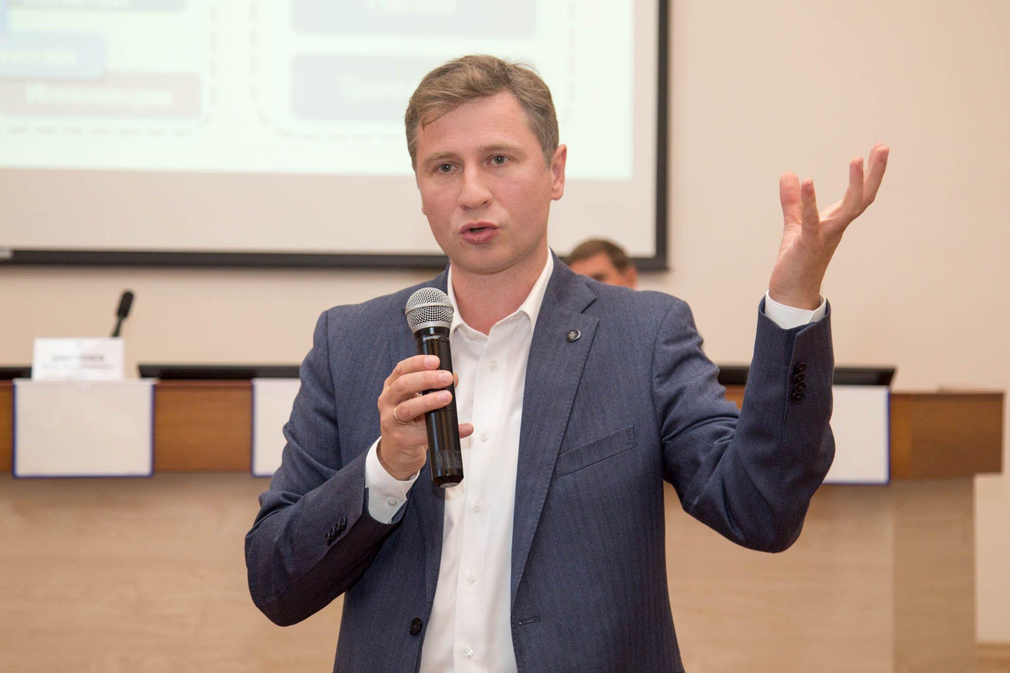Топ-менеджер Центробанка РФ встретился со студентами ВГУЭС