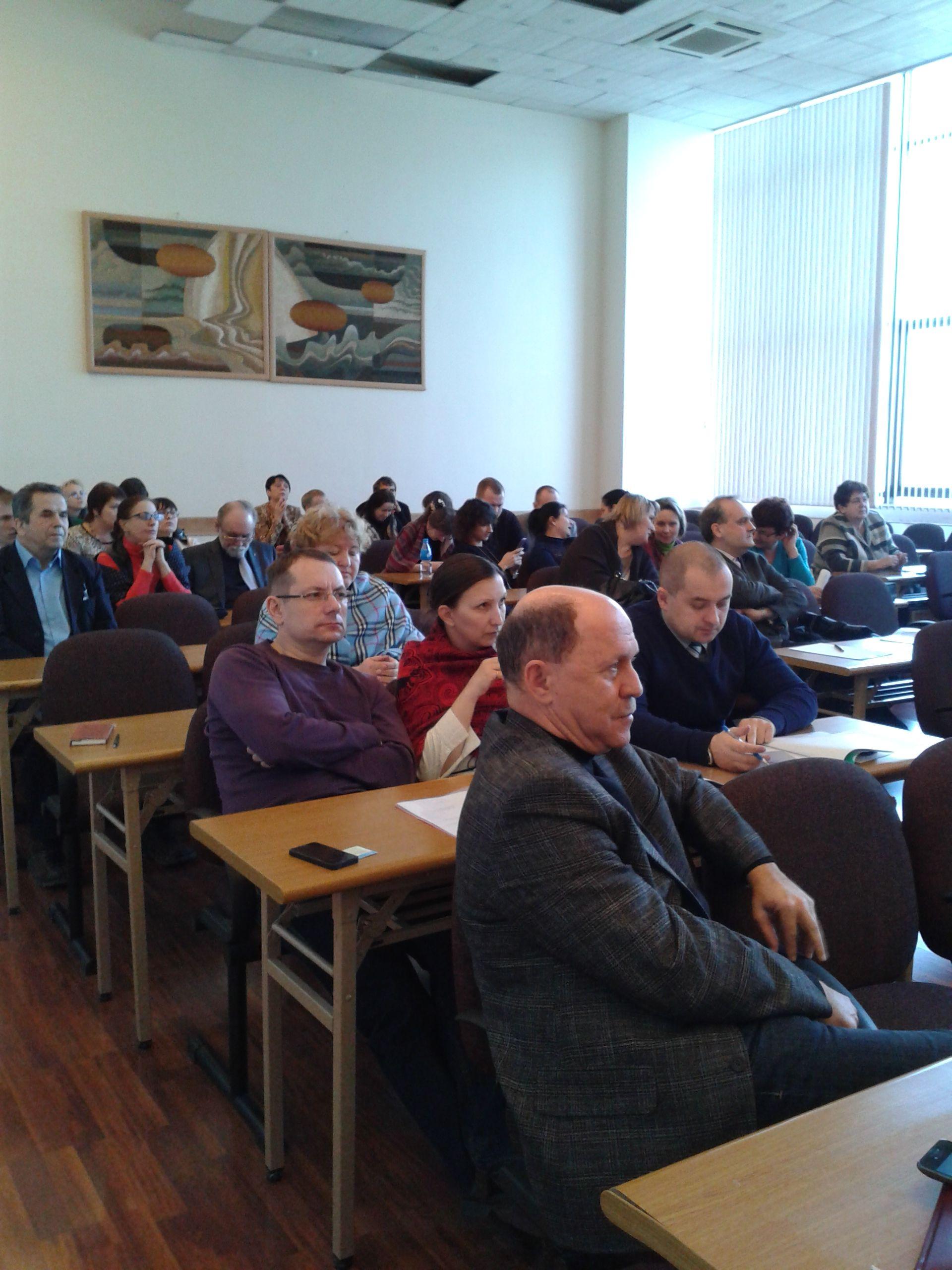 Во ВГУЭС прошел семинар, приуроченный ко Дню российской науки