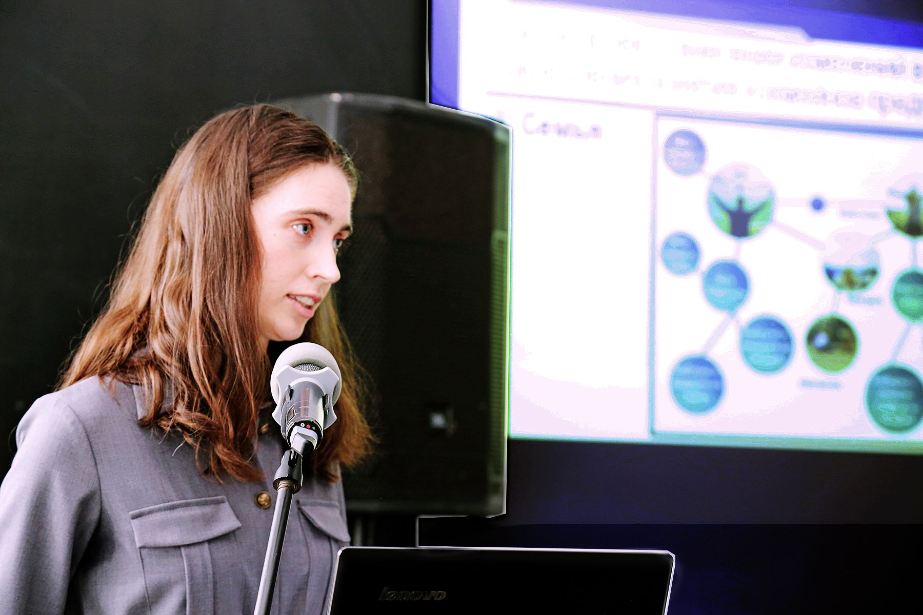 Аспирантка ВГУЭС представила университет на международной конференции 6th International Research Forum on Mittelstand