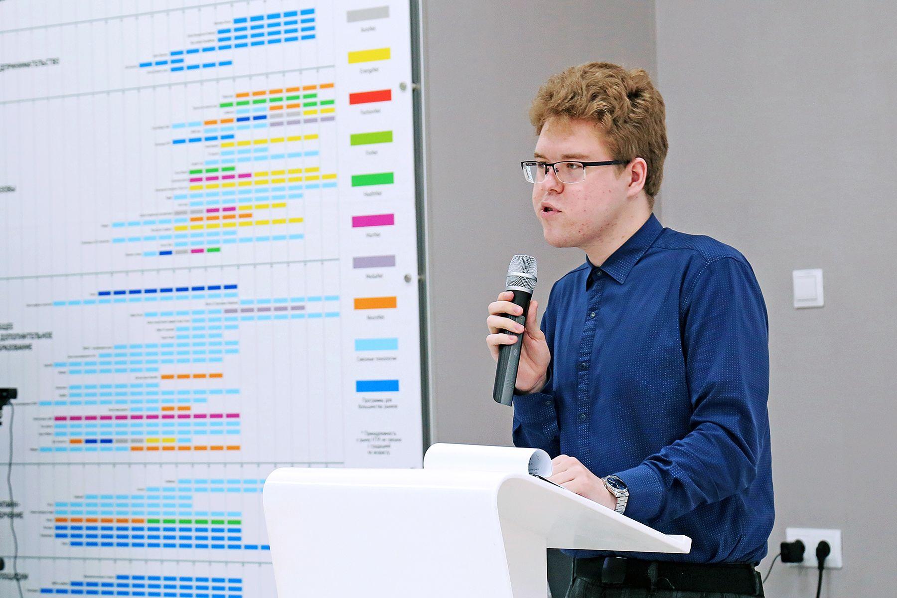 Финальная защита: студенты ВГУЭС представят экспертам более 200 проектов