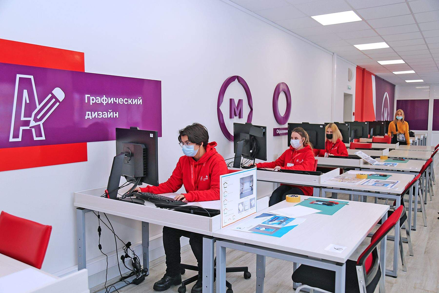Девять студентов ВГУЭС представят Приморский край на отборочных соревнованиях IX Национального чемпионата «Молодые профессионалы»