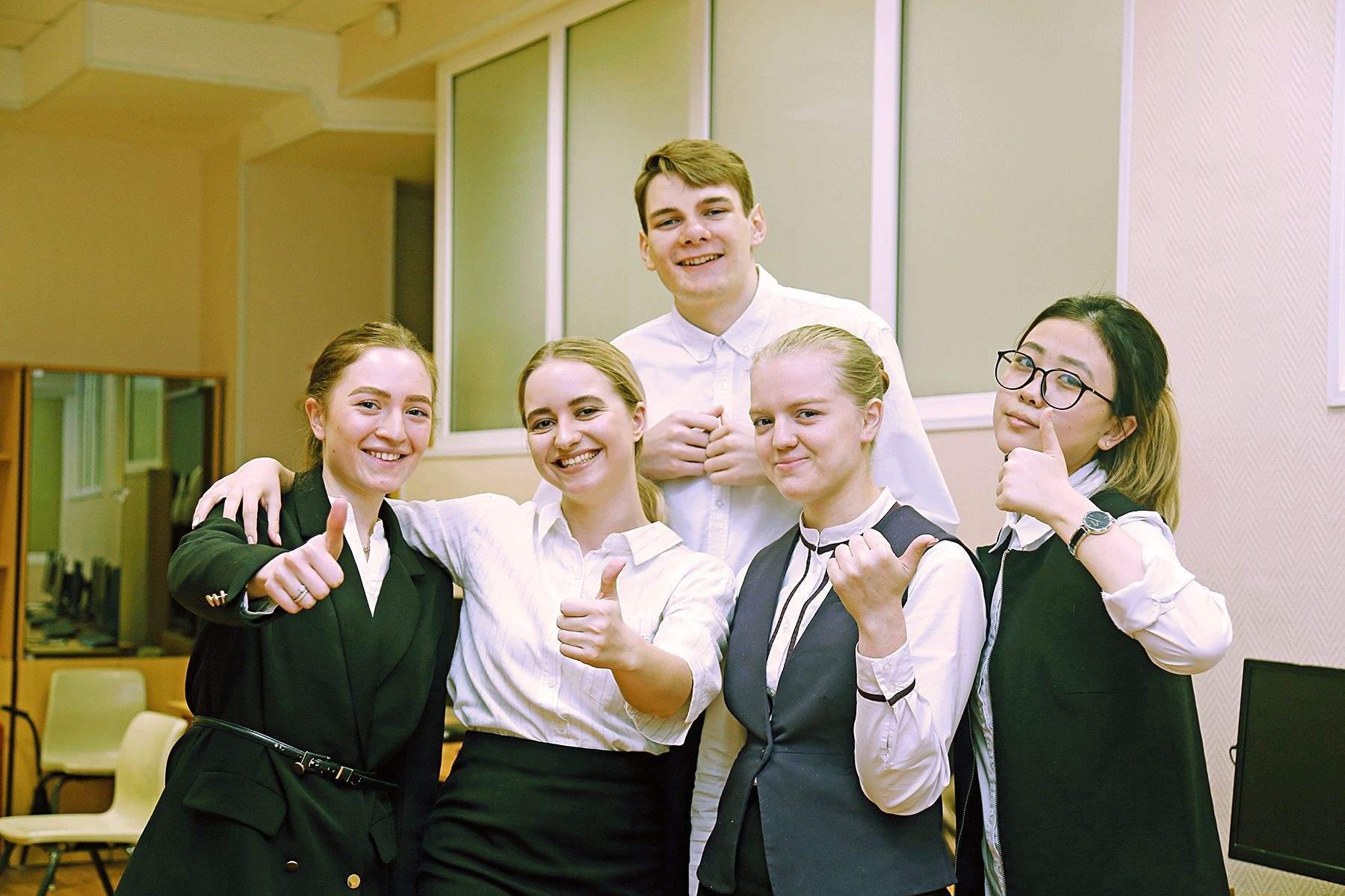 Уровень подтверждён. Студенты Академического колледжа ВГУЭС попали в базу данных молодых профессионалов