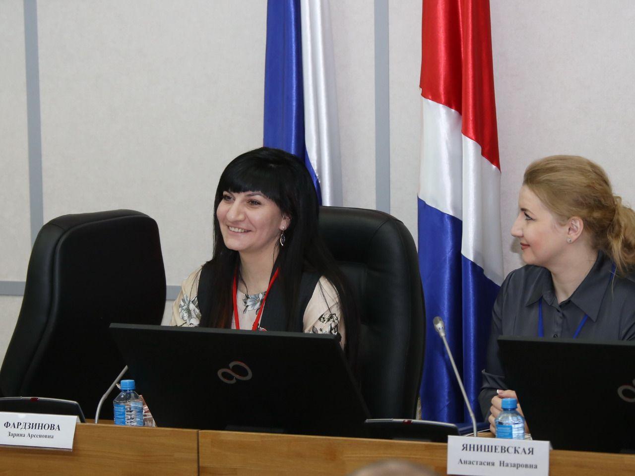 Преподаватель кафедры управления вновь возглавил Совет молодых депутатов Приморского края