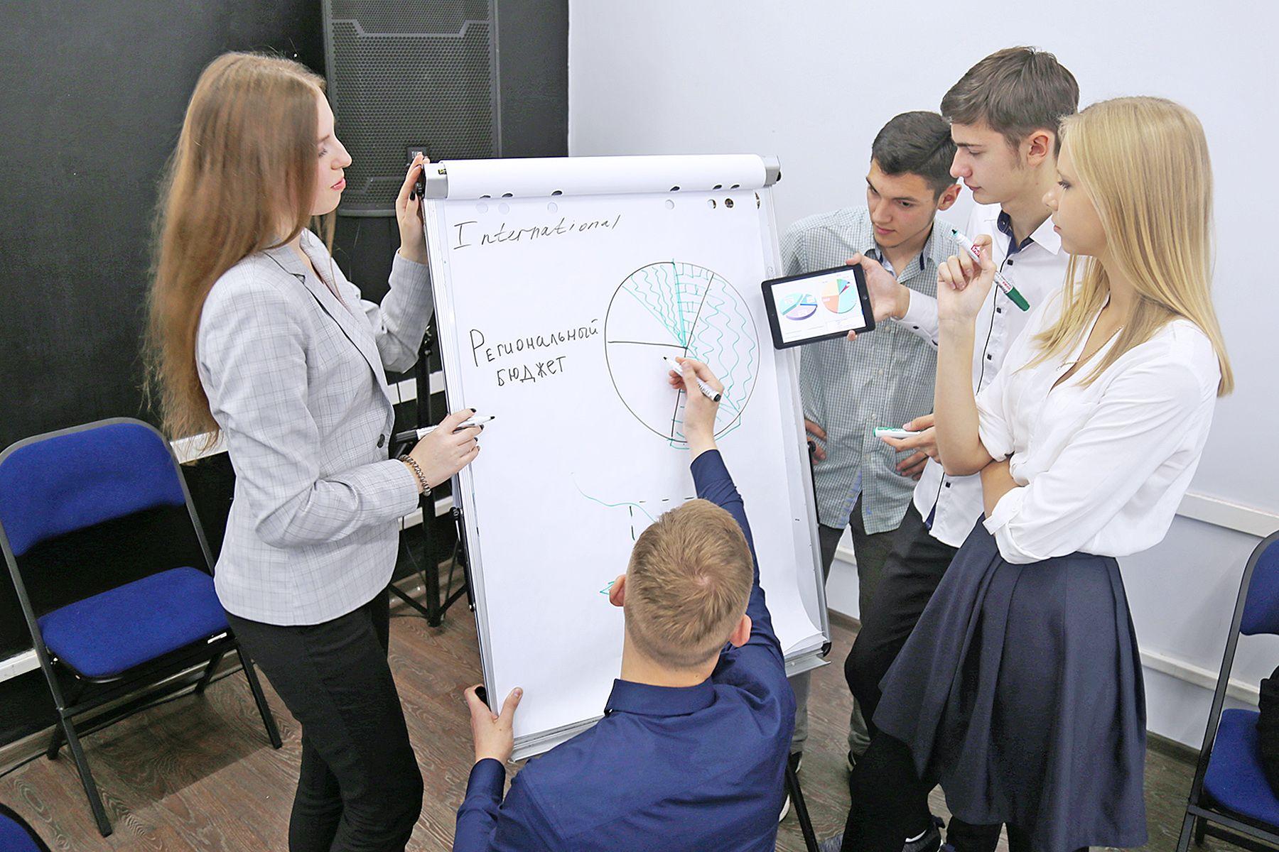 Что нового в маркетинге: студенты ВГУЭС знакомятся с тенденциями
