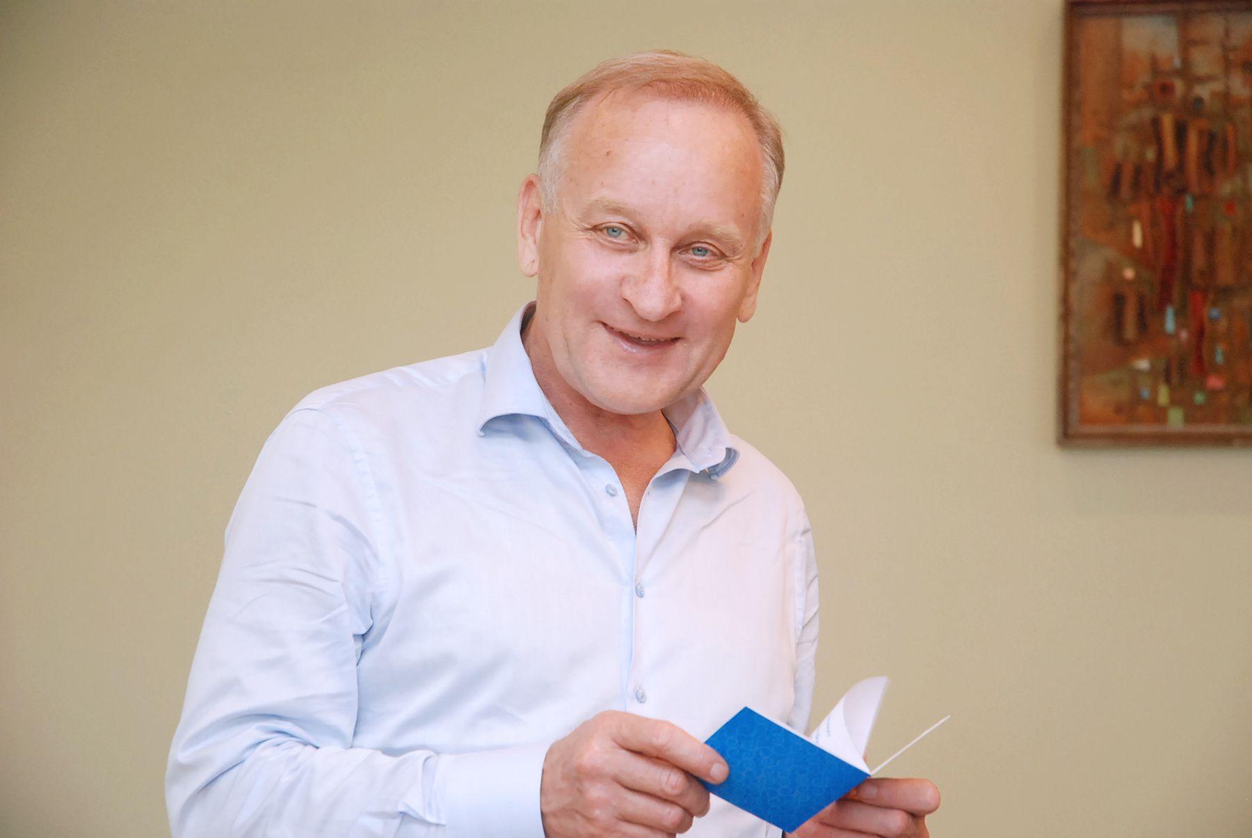 Геннадий Лазарев, президент ВГУЭС об эпидемии, которая идёт на спад, и выводах, которые нужно сделать