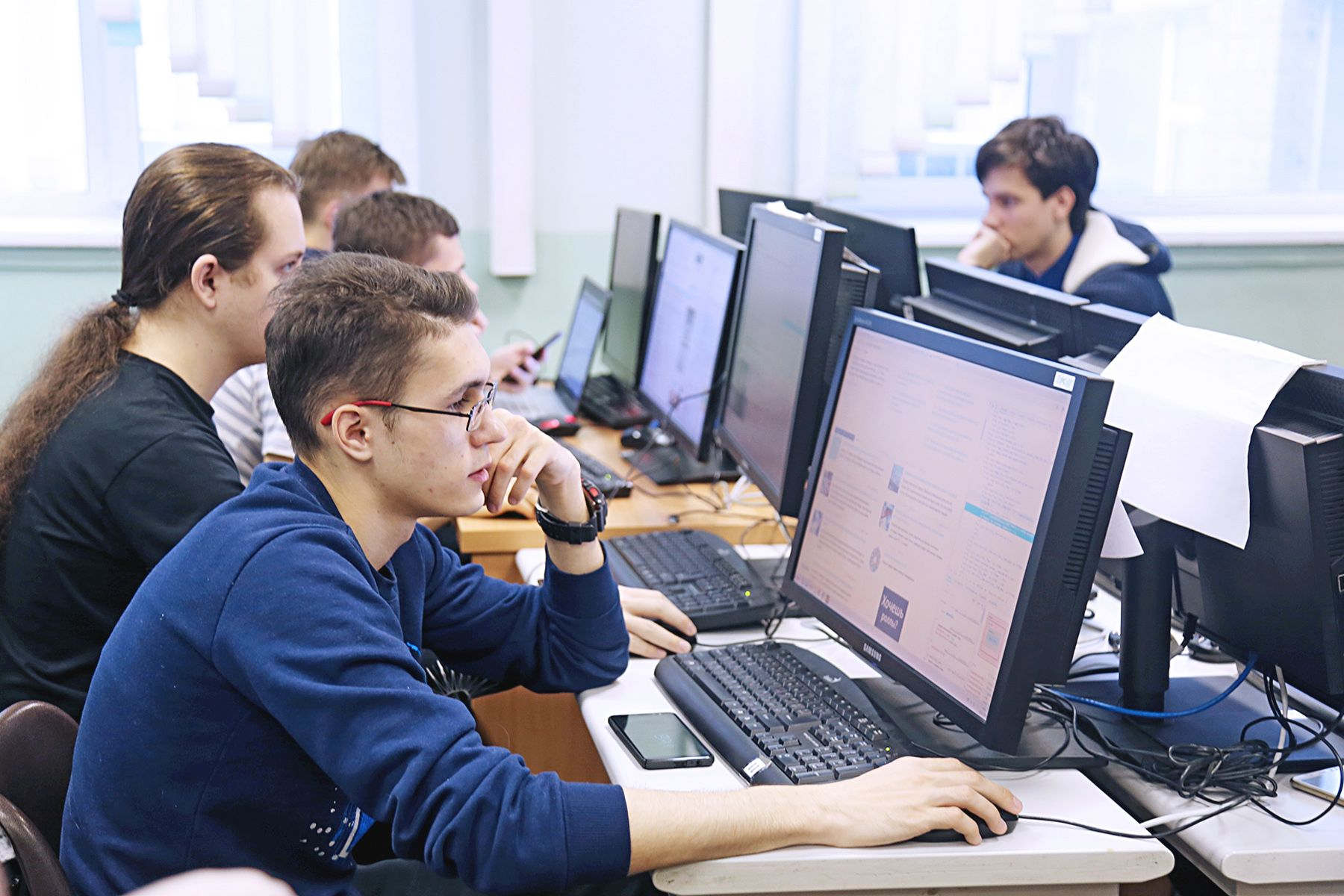 Специалитет «Информационная безопасность автоматизированных систем» будет открыт в новом учебном году во ВГУЭС