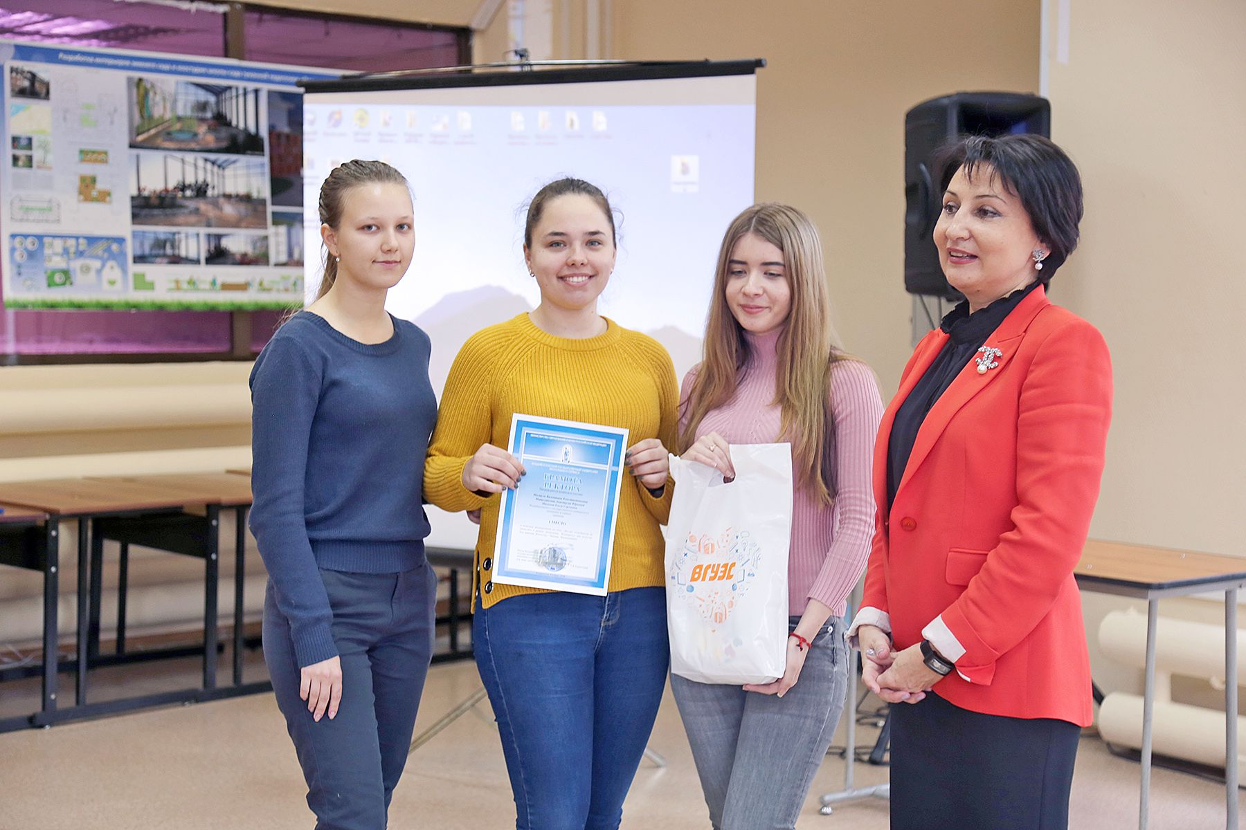 «Приятно и неожиданно стать победителями»: студенты ВГУЭС отличились на Неделе качества