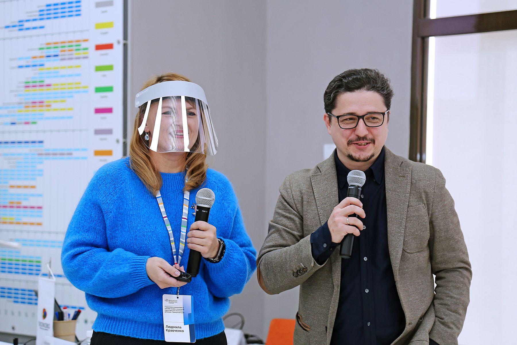 Команда ВГУЭС защитила проект корпоративного университета подготовки специалистов для туристического кластера «Приморье»
