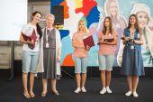Студентка ВГУЭС награждена благодарственным письмом от президента Российской Федерации