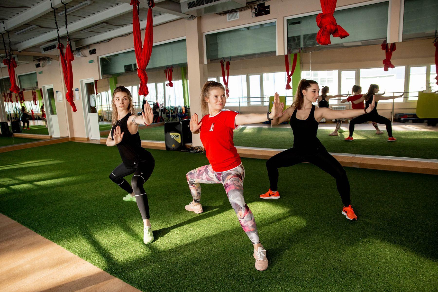 СК «Чемпион» получил звание «Самая популярная сеть фитнес-клубов» в народном голосовании на фестивале Fitlove