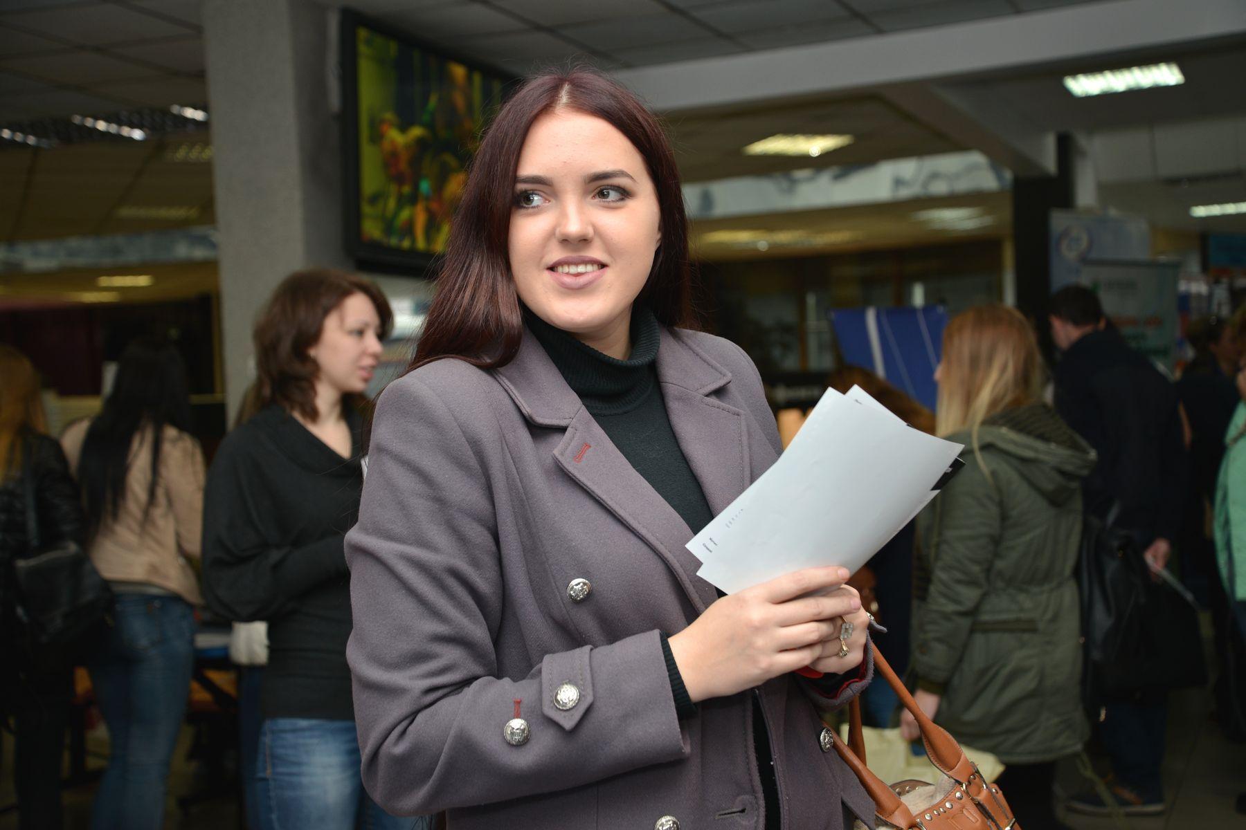 На форуме «Новые кадры для региона-2016» студентам ВГУЭС предложили сотни вакансий