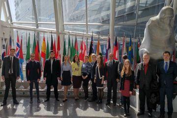 Конференция ООН по уменьшению опасности риска бедствий: студент-международник Александра Тарасова о своем участии в конференции ООН