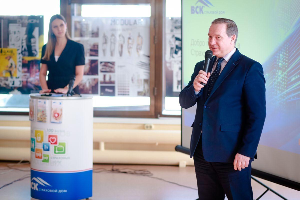 «Партнерская неделя» с «ВСК» стартовала во ВГУЭС